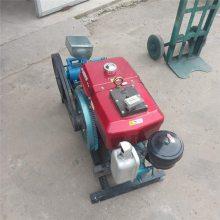 柴电两用玉米粒膨化机 棒粒专用膨化机 鼎翔双螺杆