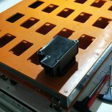 久耐机械新能源汽车电容器环氧树脂真空灌胶机