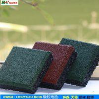 江西学校安全地垫 九江橡胶地垫环保 厂家弹性塑胶地板批发