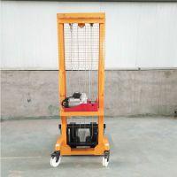 厂家直销全电动堆高车液压前移式搬运车1t电动轻型堆垛机dz批发