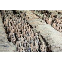 秦始皇陵博物院、西安秦朝兵马俑、兵马俑在哪个城市