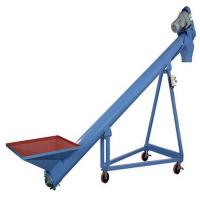 全新供应粉料螺旋输送机 性能可靠装卸蛟龙提升机