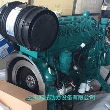 潍柴100千瓦柴油发电机组 WP4D132E200 三相交流全铜