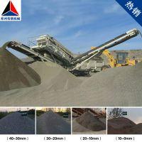 花岗岩碎石生产线带动砂石行业发展