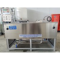 多槽超声波清洗机 山东清洗机厂家供应 双槽超声清洗机
