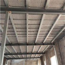 剧透一下,平顶山水泥纤维板钢结构楼层板已经全面普及