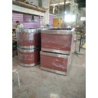 供应品旺不锈钢实木花箱FX-018