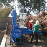 6.0型大型铡草机干湿两用碎草机