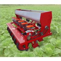娃娃菜播种机 富兴多行手推式油菜播种机 胡萝卜专用精播机价格