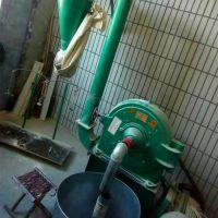 瑞诚自产 高产量齿盘式粉碎机 大型450型自吸粉碎机