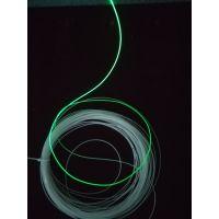 1mm通体发光光纤耐高低温耐湿超高亮发光