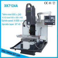 XK7124A小型数控铣床厂家供应 XK7124A小型数控铣床价格