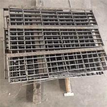 热镀锌压焊钢格板 石材楼梯踏步板 河北钢格板厂家直销