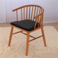 餐厅实木椅子厂家 椅子定做生产工厂软包一体 典艺坊供