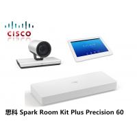 思科Spark Room Kit Plus Precision 60 高清视频会议设备组合