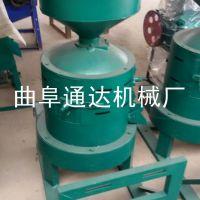 水稻加工碾米机 通达牌 电动砂棍碾米机 玉米制糁机 厂家