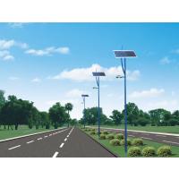 双鸭山太阳能路灯厂家价格 牡丹江节能环保太阳能路灯 科尼星圆柱形景观灯