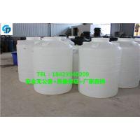 厂家推荐5吨立式水塔 临沧塑料桶 文山耐酸碱防腐储罐订购指南