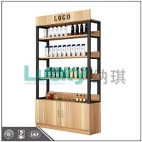 超市化妆品货架