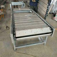 厂家直销槽钢型链板输送机 重型 重物吨包不锈钢链板输送机