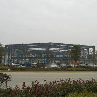 钢结构厂家承接钢结构4S店展厅 东莞宏冶专业钢构设计加工安装