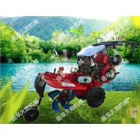 柴油带动田园管理机 多功能除草旋耕机价格