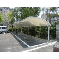 上海停车棚焊接-停车棚磨平处理-停车棚寿命