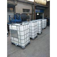 沈阳500L吨液体化工罐油吨桶 塑料吨桶批发