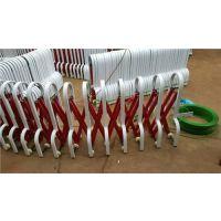 伸缩折叠护栏 可拉伸护栏长度2.5米