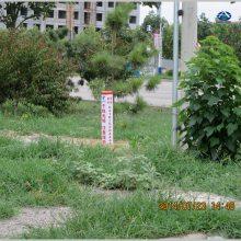 伊春市政改造所需电力标志桩 燃气玻璃钢加密桩 河北华强专业生产