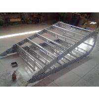 厂家直销钢制金属拖链 钢铝电缆拖链 机床不锈钢金属拖链TL115II-200