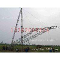 组塔立杆用 灯笼架式铝合金抱杆250-600平方