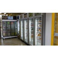 立连智能RFID扫码开门精确自取式大型智能冷冻柜LL-C21