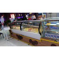 喜之洋广东雪糕雪条柜厂家 冷藏冷冻展示冰柜 冰淇淋展示柜哪家好 佛山手工雪糕柜厂家