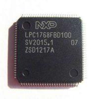 NXP/恩智浦原装LPC1768FBD100 ARM微控制器32位LQFP100代理渠道现货