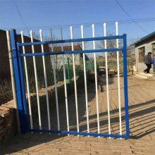新工业园区护栏网 铁丝围栏网厂 别墅外围尖头防爬护栏