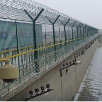 朋英厂家供应浸塑低碳钢丝监狱护栏网