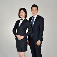 天津亦斯特职业装定制 职业套装定做 女士套装定制