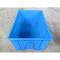 厂家直销贵阳塑料托盘六盘水塑料箱铜仁塑料箱周转箱工业零件盒加厚养龟鱼物流箱大号