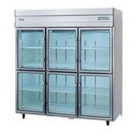 Panasonic/松下六门展示柜 BR-1881CP 六门冷藏玻璃门柜 高身高温冷藏柜