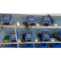 陕西固定式超声波流量计厂家、润乾仪表、外夹式超声波流量计