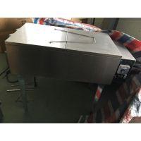 亳州型自动控温电炸锅 双缸双筛电炸炉哪家专业