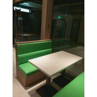 简约西餐厅奶茶店甜品店咖啡厅饮品店快餐店方桌大理石餐桌圆桌椅