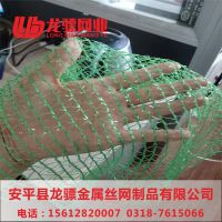 防尘遮阳网 遮土防尘网 盖土网绿色