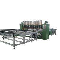 山东豪精大型龙门排焊机 青岛豪精加强筋自动送料龙门点焊机