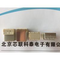 224514母型25Gbits/s高速1.0毫米MicroSpeed连接器ERNI