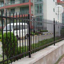 肇庆庭院锌钢栅栏供应 小区围墙栏杆款式 广州铁艺护栏生产厂