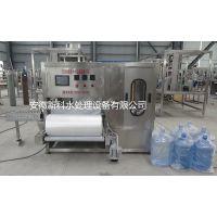 安徽新科纯净水自动套袋机厂家 矿泉水自动包装机商家