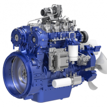 潍柴WP10发动机助力泵转向泵 陕汽红岩欧曼北奔车方向机液压泵