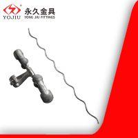 护线条预绞丝 铝合金护线条 预绞式防震锤用护线条